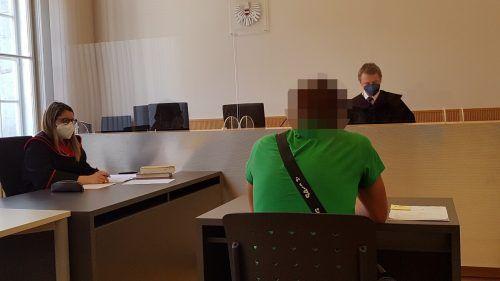 Der angeklagte Frühpensionist wurde im Zweifel freigesprochen.eckert