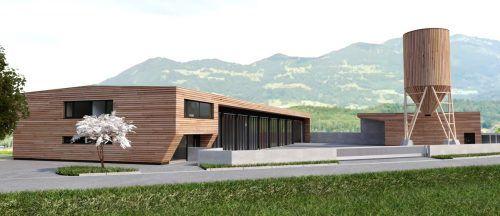 Im kommenden Jahr soll die Errichtung der neuen Straßenmeisterei auf dem Degerdonareal in Bludesch gestartet werden.LAND