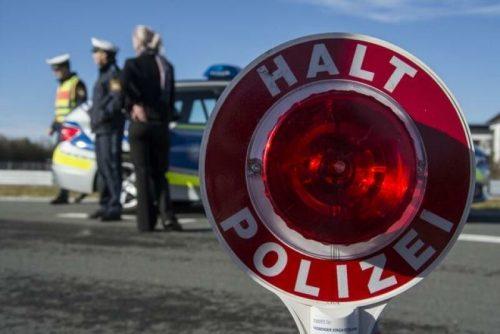 Der Betrunkene ging der Lindauer Polizei ins Netz. polizei