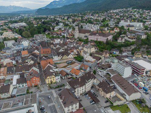 Der Bludenzer Rechnungsabschluss 2020 wurde von allen Fraktionen in der Stadtvertretung mitgetragen.VN/Steurer