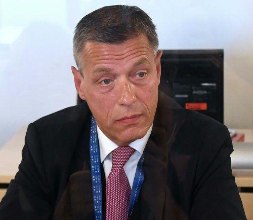 Gegen Pilnacek wird ermittelt.APA