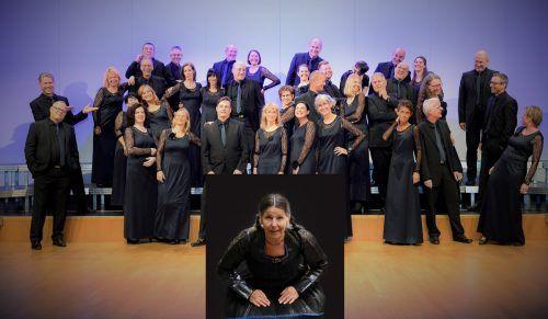 """Der Kammerchor Vocale Neuburg lädt zum """"sagenhaft""""-Konzert mit der Geschichtenerzählerin Katharina Ritter. Vocale Neuburg"""