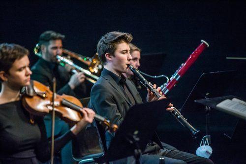 Der Klarinettist Paul Moosbrugger hat bereits mehrere Preise erspielt und stammt aus Dornbirn. VN/PS