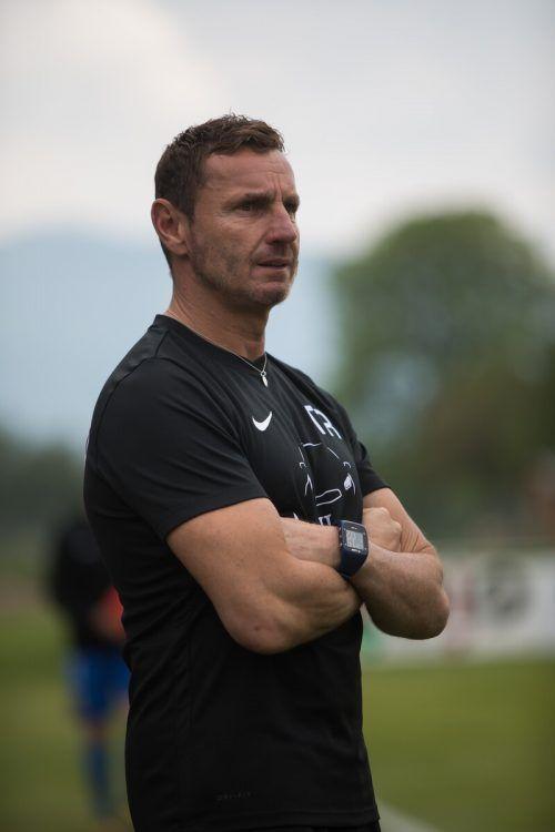 Der Sulner Martin Schneider ist neuer Co-Trainer bei Austria Lustenau.steurer
