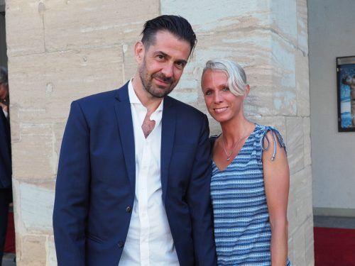 Designer Achim Lang u. Daniela Spinnler.