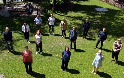 Die Assessoren der gemeinsamen Aufnahmeprüfung haben Erfahrung in Theorie und Pflegepraxis und unterrichten selbst.Stadt Dornbirn
