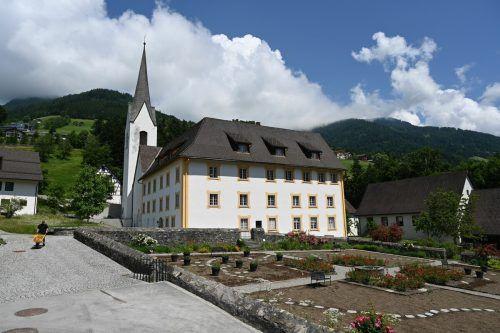 In der Propstei St. Gerold dreht sich am Wochenende alles um regionale Wertschöpfung.Kath. Kirche