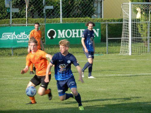 Die Blauen aus dem Rohrbach freuen sich bereits auf die Eliteliga-Saison.cth
