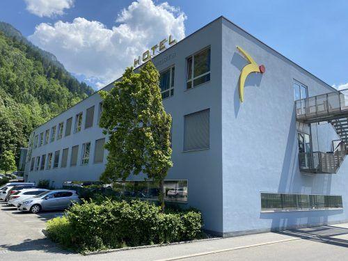 Die Bludenzer Stadtvertretung fasste gestern den Grundsatzbeschluss für die Sanierung der 56 Val-Blu-Hotelzimmer. VN