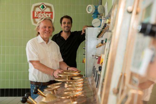 Die Brauerei Egg gehört zu Vorarlbergs KMU-Preisträgern.VN/Paulitsch