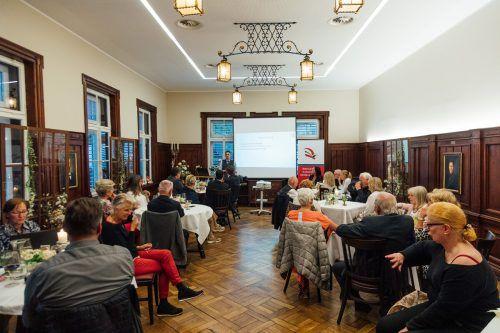 Die Bregenzer Faschingsgesellschaft traf sich wieder. Verabschiedungen und Wiederwahl bei der Generalversammlung.R. Sturm