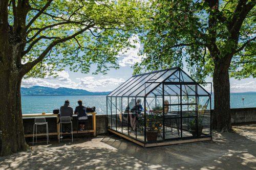 Die Gartenschau verwandelt die Stadt in ein sinnliches Erlebnis aus Gärten, Wasser und Panorama. Wolfgang Schneider