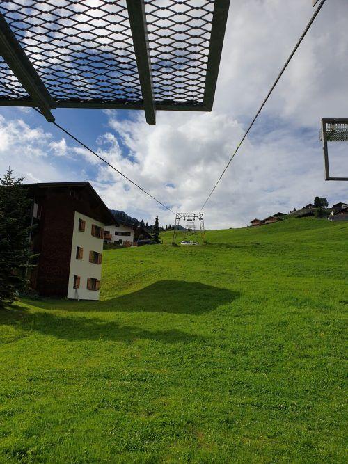 Die Grubenalpbahn im oberlecher Skigebiet soll einer millionenschweren Modernisierung unterzogen werden. VN