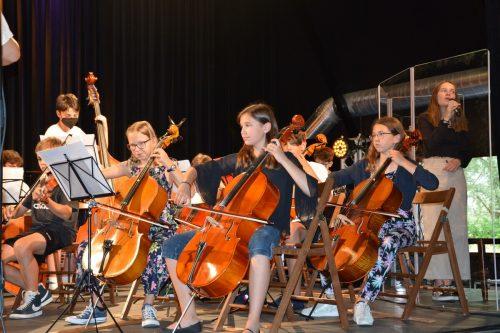 Die Jugendsinfonietta unter der Leitung von Markus Ellensohn.vv (3)