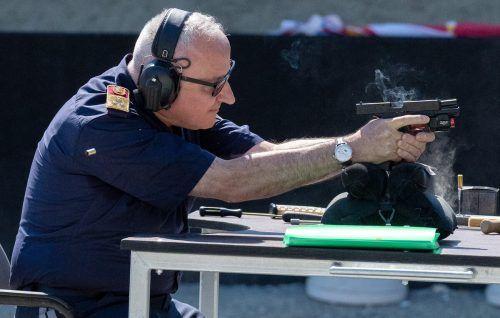 Die neue Munition wurde gestern offiziell präsentiert. apa