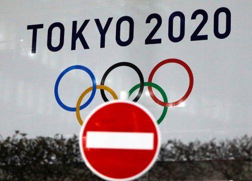 Die Olympischen Spiele stehen auf der Kippe. Reuters