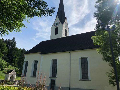 """Die Pfarre Nofels hat das Projekt """"Seelsorge daheim"""" ins Leben gerufen. VN/WItwer /Uysal"""