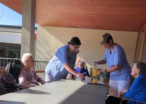 Die Senioren-Betreuung Feldkirch war durch die Coronapandemie besonders gefordert.ARchiv/STadt