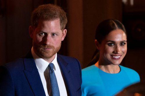 Die Tochter von Harry und Meghan, die auf Rang acht der Thronfolge einsteigt, trägt keinen königlichen Titel.Reuters