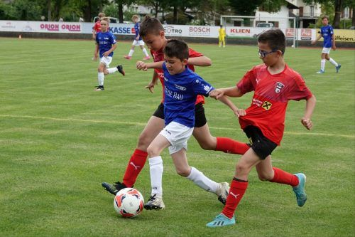Die U11-Mannschaft von BW Feldkirch erbrachte in einer kurzen Saison eine gute Leistung.BW Feldkirch
