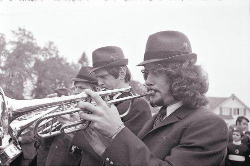 Dornbirn, Einweihung der Landessportschule, 1970