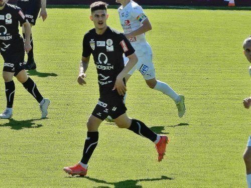 Eigengewächs Martin Krizic bleibt dem FC Dornbirn erhalten.cth