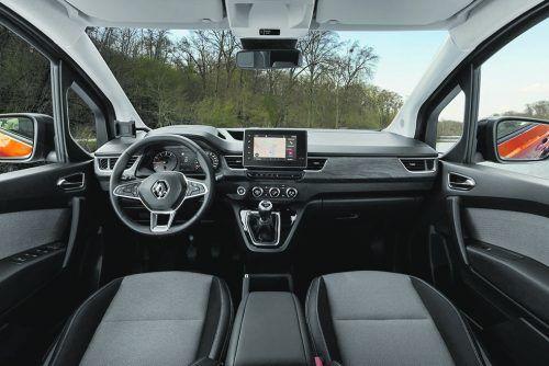 Ein digitales Cockpit ist Pflicht, ebenso ein Infotainmentsystem.