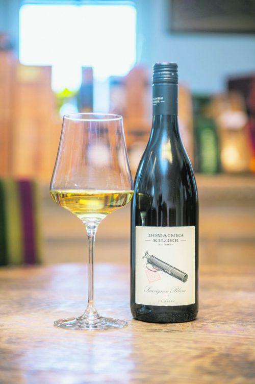 Ein hochwertiger Weißwein, der sehr gut zur Quiche passt.Beate Rhomberg
