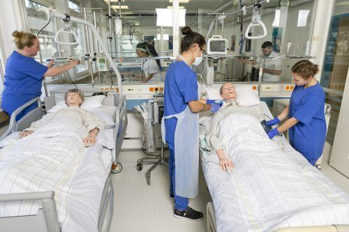 Es gibt nun ein gemeinsames Aufnahmeverfahren für alle drei Krankenpflegeschulen im Land Vorarlberg.