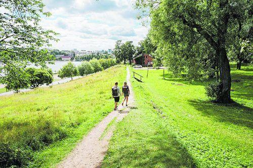 Etwa 215 Kilometer von Helsinki entfernt befindet sich Lappeenranta.Juho Kuva
