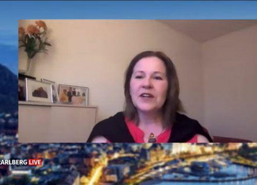 Eva Schönleitner ist seit vergangenem Jahr CEO von Crate.io.