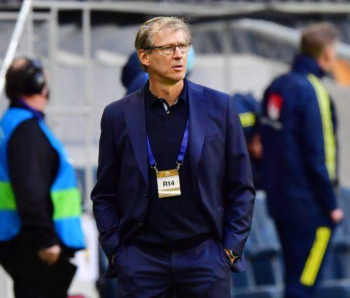 Ex-Mathematiklehrer Markku Kanerva gibt jetzt Unterricht im Fußball.ap