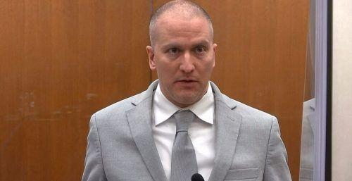 Ex-Polizist Chauvin kann Berufung gegen das Urteil einlegen. AFP