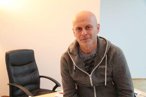 Geschäftsführender Gesellschafter Martin Keßler. vn