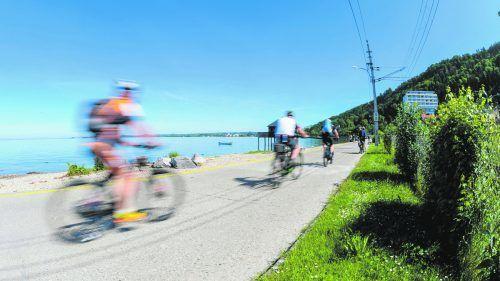 Geschützt sind bei Bikmo alle Fahrräder, egal ob E-Bike, Rennrad oder Mountainbike – VN-Abonnenten sparen 10 Prozent.oliver lerch