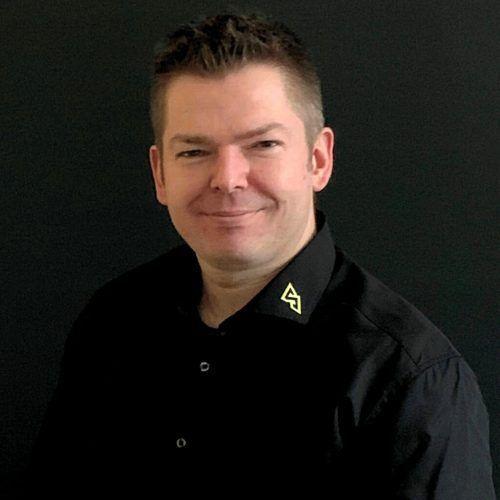 Gesellschafter und Firmengründer Daniel Heihsel. speedup
