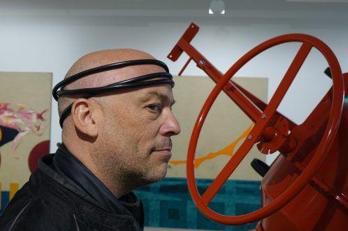 Hubert Dobler zeigt Arbeiten in der Galerie c.art. rudolf Sagmeister