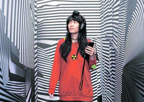 Im Ars Electronica Center kommen Kinder genauso wie Jugendliche und Erwachsene auf ihre Kosten. Selbst ausprobieren lautet die Devise beim Besuch.vog.photo