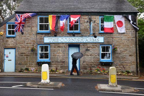 Im britischen Cornwall fand an diesem Wochenede das Treffen der sieben größten Industrienationen statt. Reuters