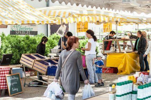 Im Rahmen der Projektschmiede der Marktgemeinde wurden nun Ideen gesammelt, um den Wochenmarkt neu aufzustellen.