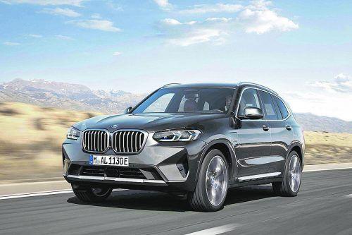 Im Spätsommer geht der optisch und technisch überarbeitete BMW X3 an den Start.