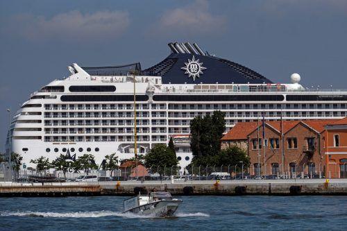 In den nächsten Monaten werden maximal 70 Kreuzfahrtschiffe in der Lagune eintreffen. Rts