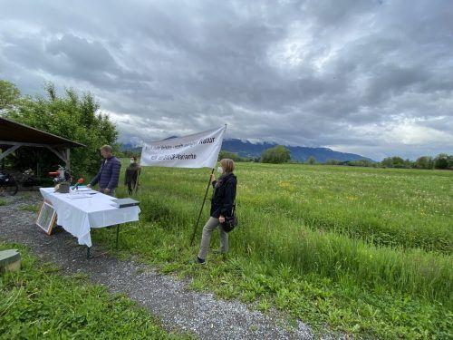 In Vorarlberg laufen die Proteste gegen die S18 weiter.Mirjam Mayer