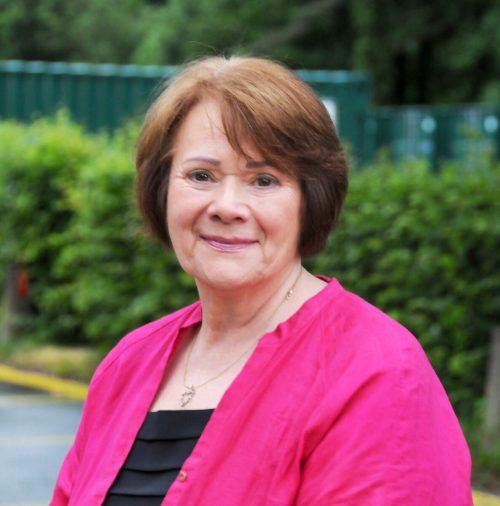 Irmgard Hagspiel kandidiert am 12. September als Bürgermeisterin von Kennelbach.ajk