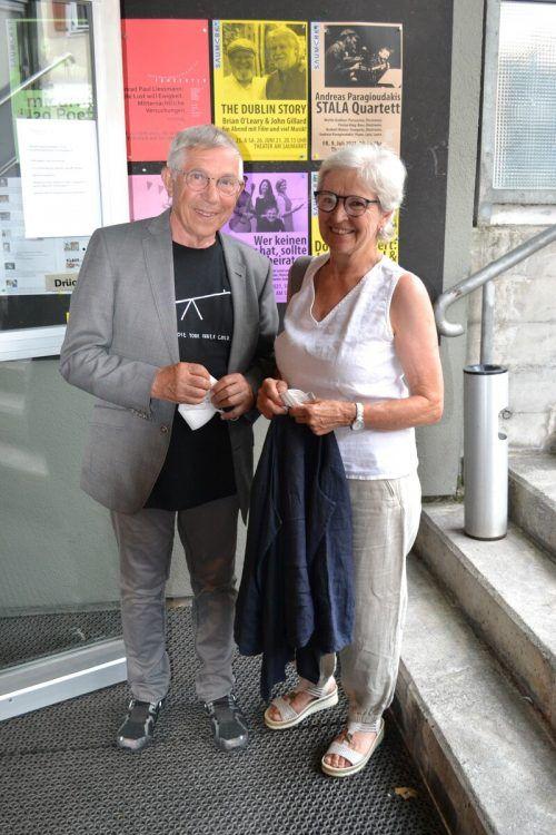 Josef und Elisabeth Kiesler aus Feldkirch.