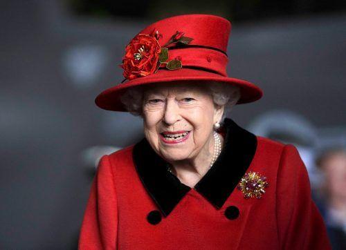 Königin Elizabeth II. feiert nächstes Jahr ihr 70-jähriges Thronjubiläum. AFP