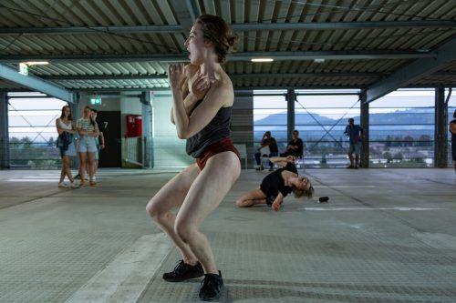 """Liquid Loft eröffneten das """"Tanz ist""""-Festival. Niklas Koch"""