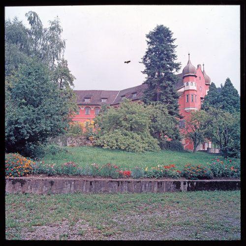 Lochau, Sclloss Hofen, 1973