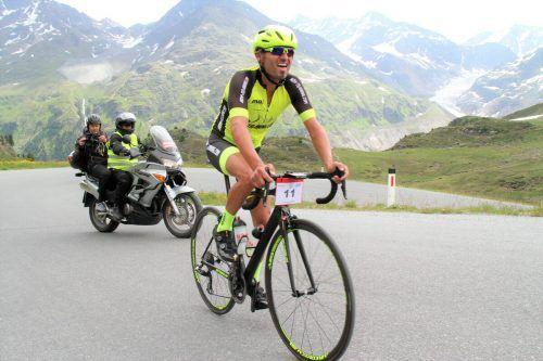 Mathias Nothegger ist der Favorit beim Pfänderrennen 2021.