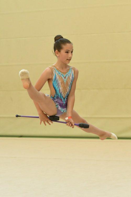 Matilda Schuler (l.) kam mit einem 4. und einem 7. Platz nach Hause. Aurelia Stropnik erreichte in der Kategorie Jugend 3 Platz 13.SG Götzis